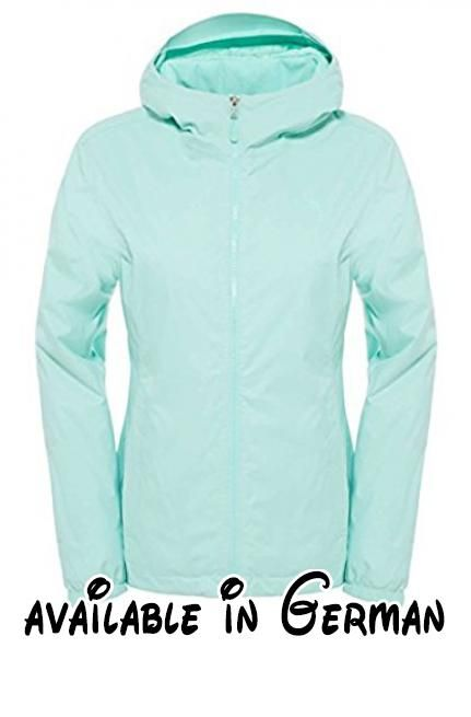 Outdoor Damen FACE Outdoor Quest Jacket Insulated NORTH Jacke THE dqSxzrwqpv