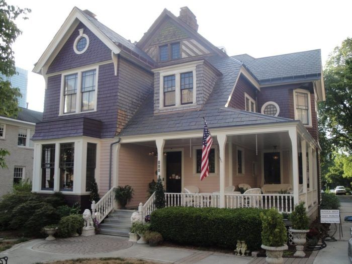 5. McNinch House, Charlotte