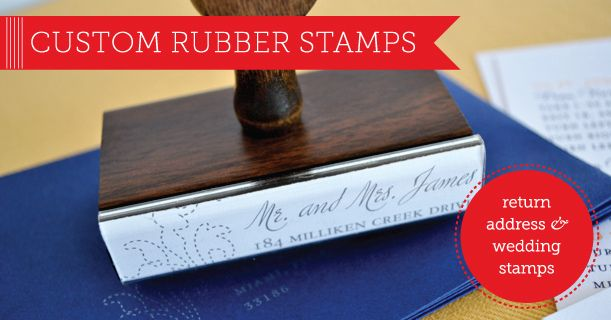 rubber stamp for price tags