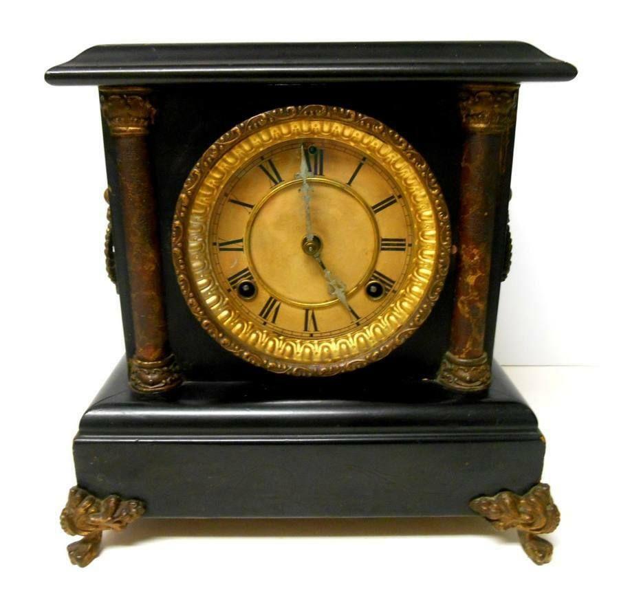 WATERBURY PENDULUM BOB  NEW  MANTEL CLOCK PARTS