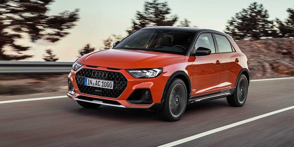 Audi A1 Citycarver El Micro Suv Ideal Para La Ciudad Mejores