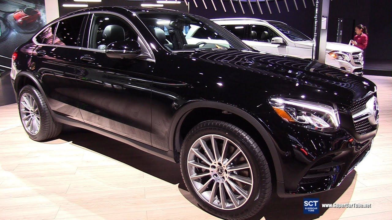 2018 Mercedes Benz Glc 300 4matic Coupe Exterior And Interior