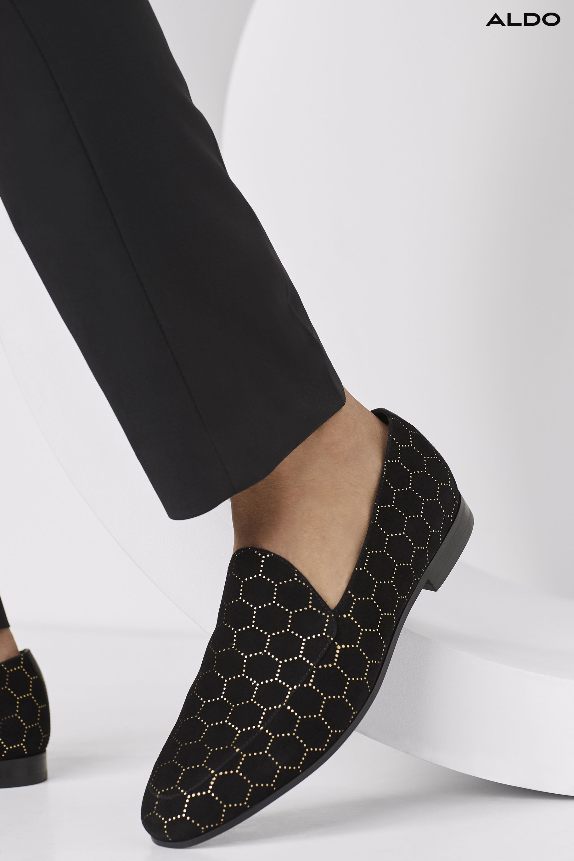 Get Holiday ready with Aldo Shoes