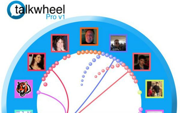 Talkwheel is a San Francisco startup that lets readers interact across social media, websites and video-sharing sites like YouTube.
