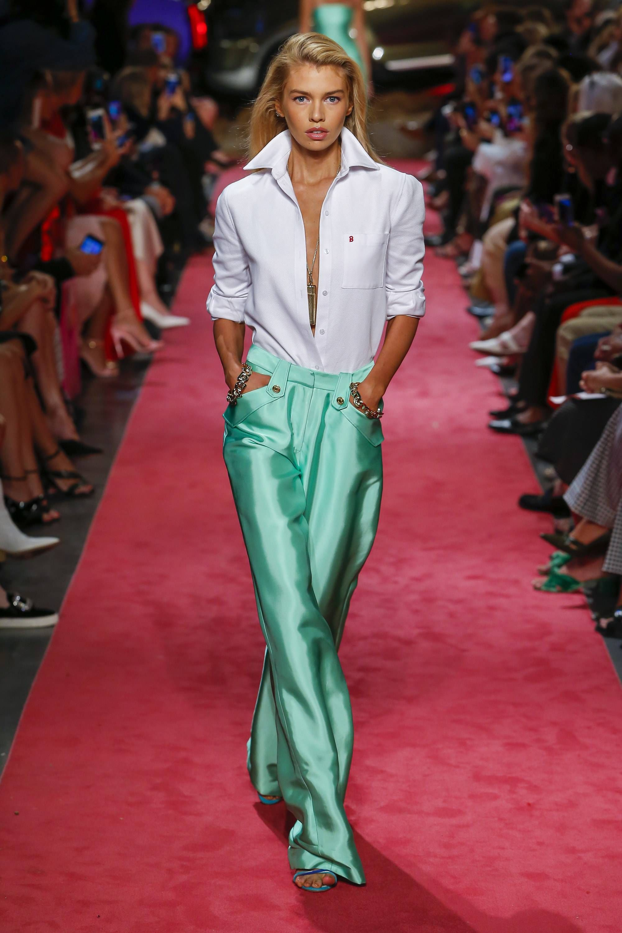 Photo of Brandon Maxwell – Spring 2019 Ready-to-Wear