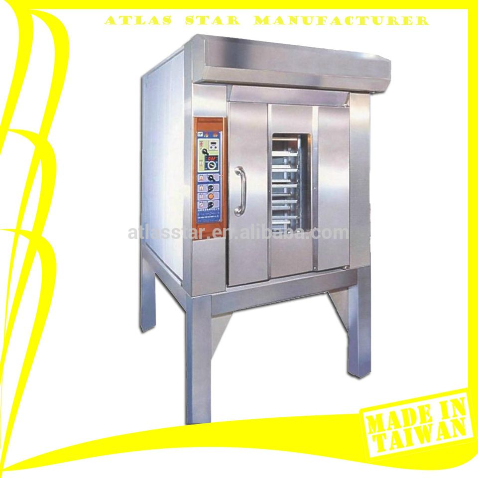 Bakery Equipment Prices Commercial Pizza Oven Rotary Rack Oven ...