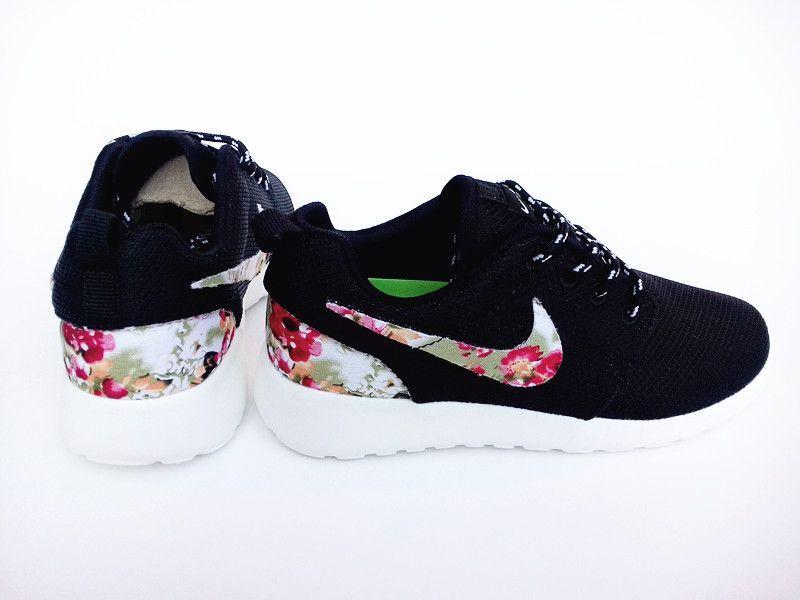 2015 Nike Roshe Photos De Fleurs
