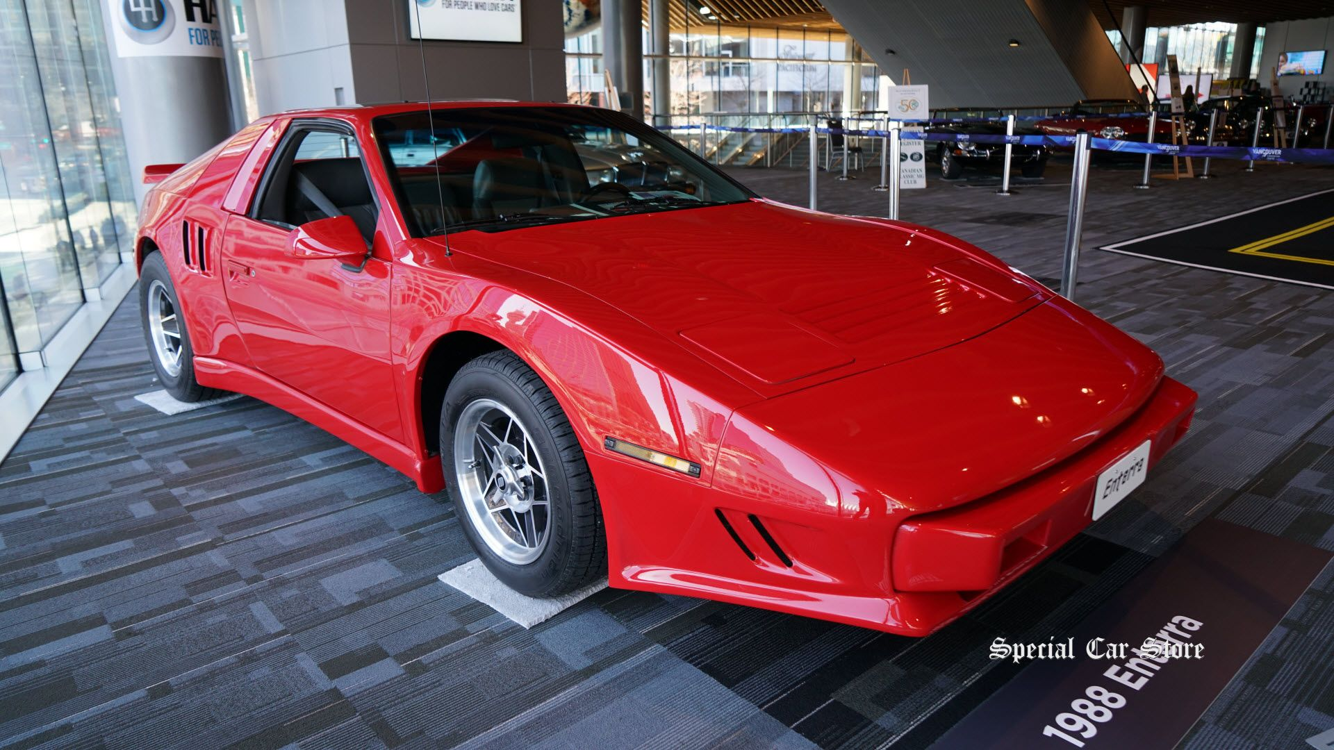 1988 Enterra Made in Canada at Vancouver International