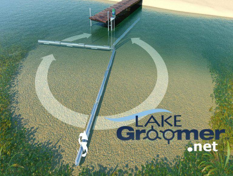 Lake Groomer Lake Groomer Eliminate Lake Weeds Lake
