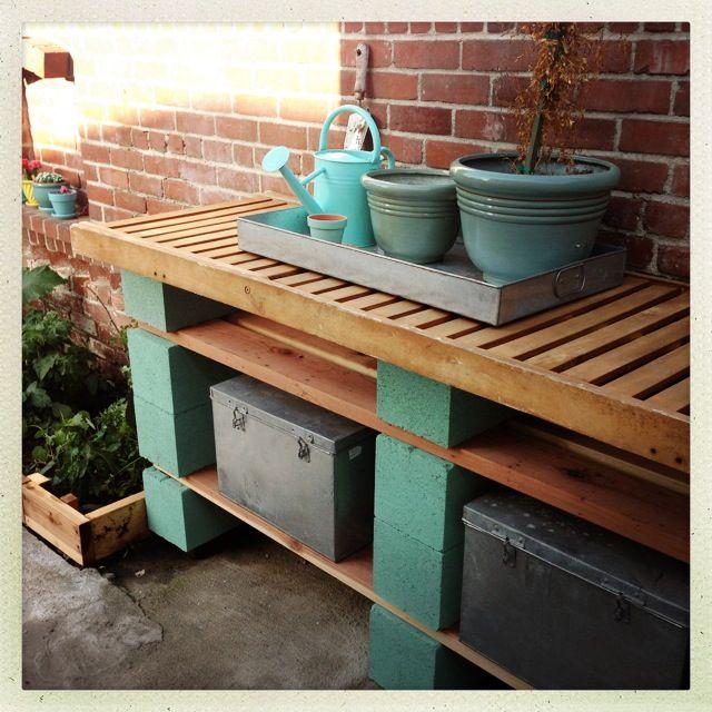 Reclaimed Concrete Blocks: Concrete Blocks & Planks Total Cost