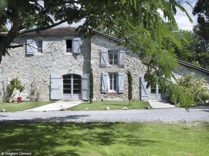 D couvrez les 50 plus belles maisons de vacances en france french country pinterest belle - Les belles maisons de france ...