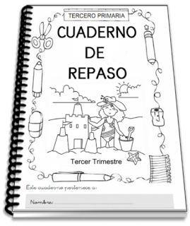 EL BLOG DE TERCERO: CUADERNO DE REPASO DEL TERCER TRIMESTRE ...