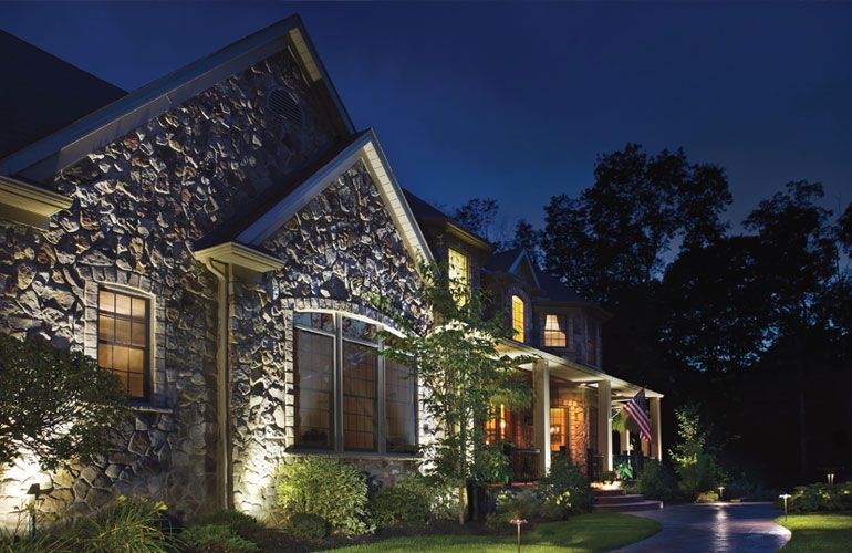 Low Voltage Landscape Lights #landscapelightingdesign