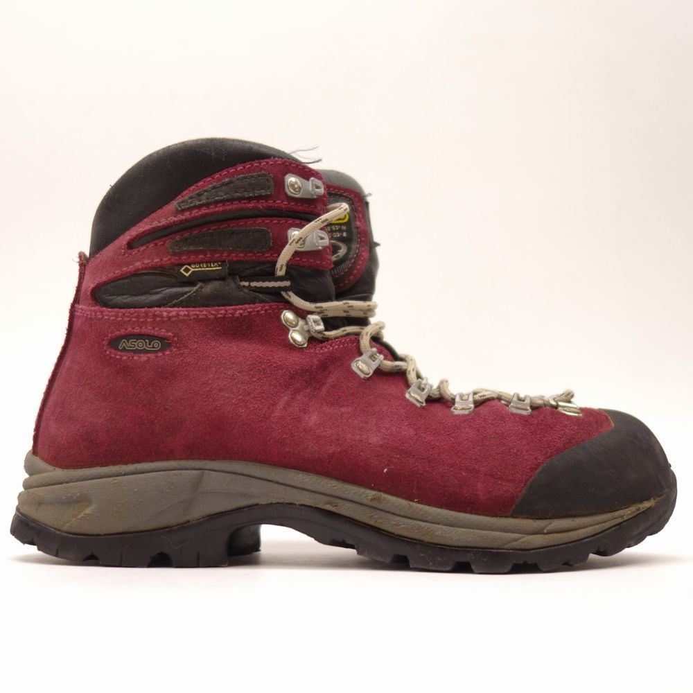 Asolo Womens Greenwood GV Waterproof Athletic Hiking Outdoor Mid Boots Size  8  Asolo  HikingBoots  hikingOutdoor f732f53e209