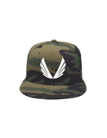 6d54cdea8 Aesthetic Revolution Wings Logo SnapBack - Camo | Hats | Hats ...