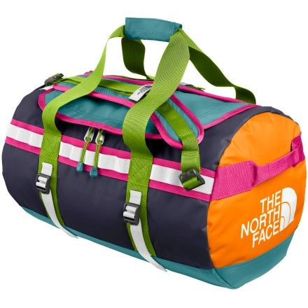 3bc5c7892 The North Face Base Camp Duffel Bag - 1525 - 9460cu in - Love the new  colors!