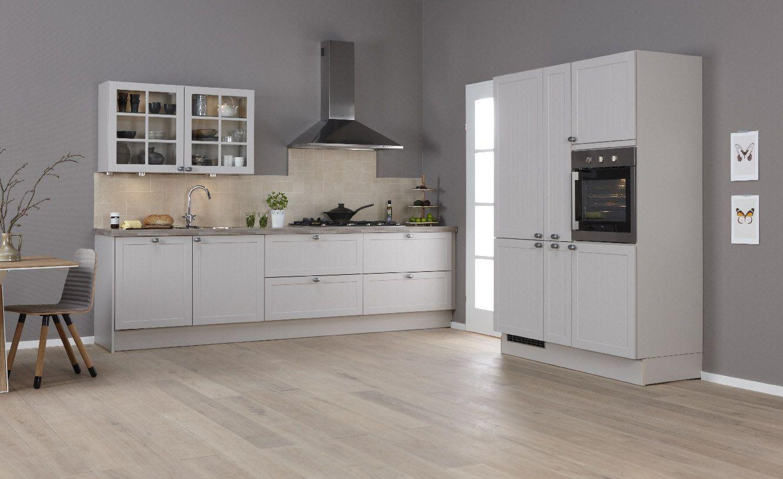 Brugmans Keukens Keukenmeubel : Bruynzeel oxford keuken in de kleur kashmir. de nieuwe kleur van