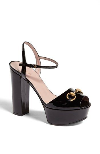 2d6223224777 Gucci  Claudie  Platform Sandal available at  Nordstrom...pre-order ...
