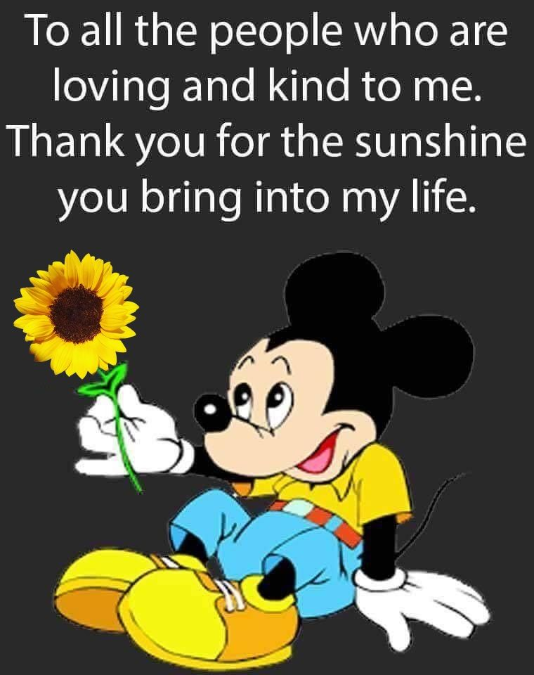 Mickey Mouse Inspiration   Cartoon quotes, Positive words ...