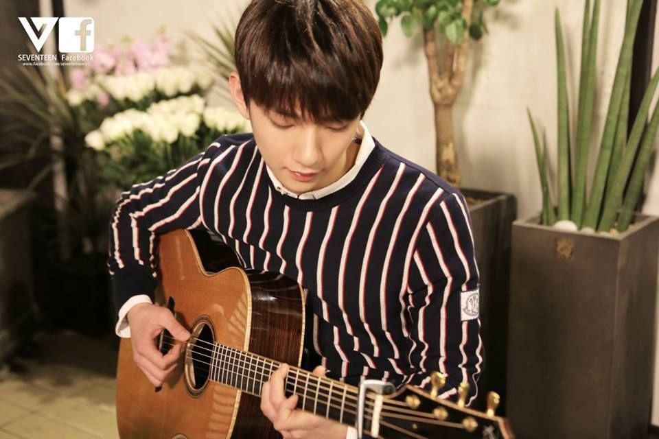 #Seventeen #Joshua [SEVENTEEN SPECIAL PIC] #세븐틴 #조슈아 #뉴이스트 Q Project Acoustic ver.