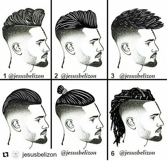 FOLLOW ▶ ◀ #hair #followme #love #hairstyle #haircut #fashion #hairshapes #hairstylemen #man #swag #hairideas… - Mens facial hair styles, Gents hair style - 웹