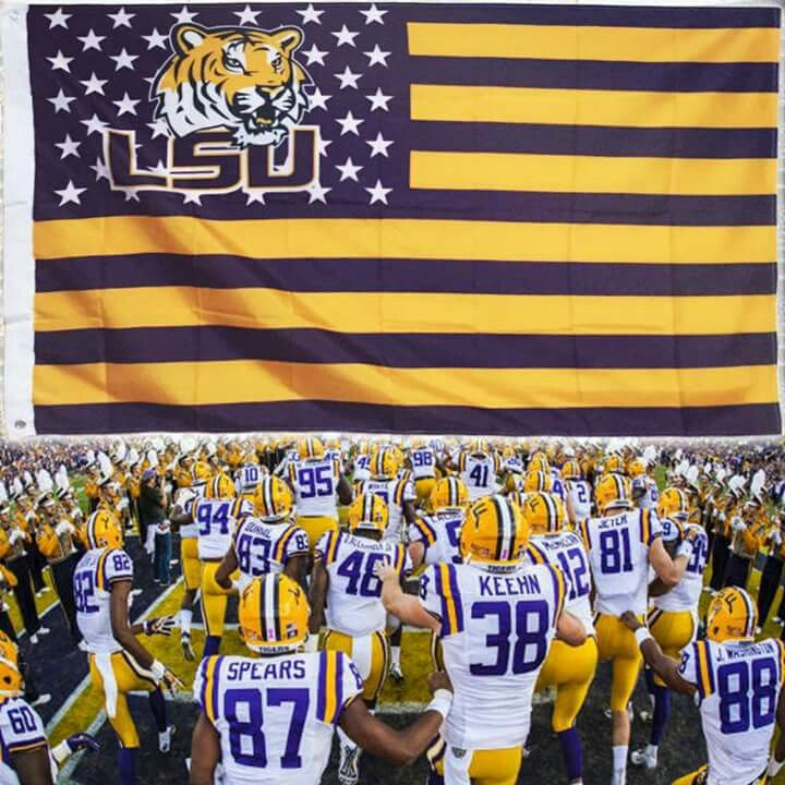 Pin By Lou Boyd On Geaux Tigers Lsu Tigers Football Lsu Football Lsu Tigers