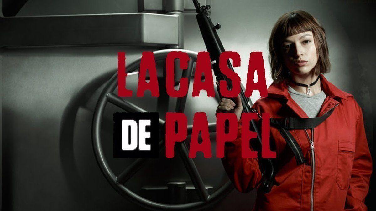 La Casa De Papel Descarga Tu Serie Por Mega Serieshdpormega
