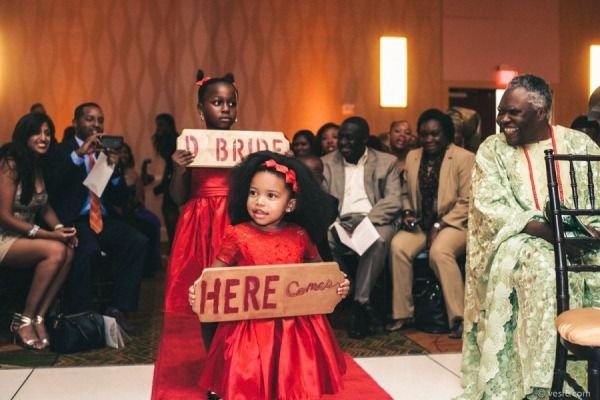 Munaluchi Bride Magazine | Nigerian Liberian American Wedding | Real Weddings