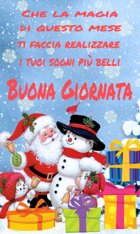 Buona Giornata Buongiorno Immagini Di Natale E Buon Natale
