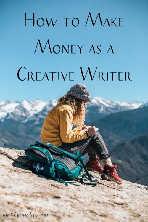 How can creative writing help you