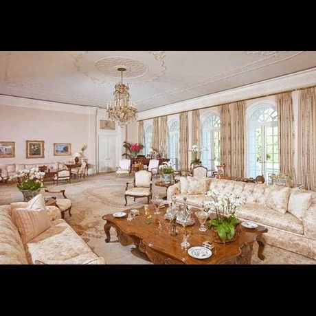 Petra Ecclestone S Mansion Before The Renovations Home