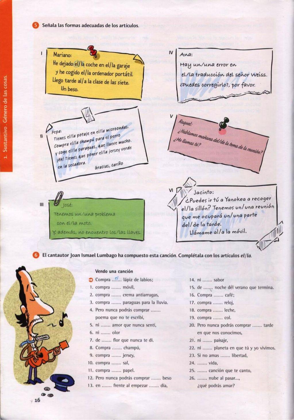 Gramatica Basica Del Estudiante De Espanhol