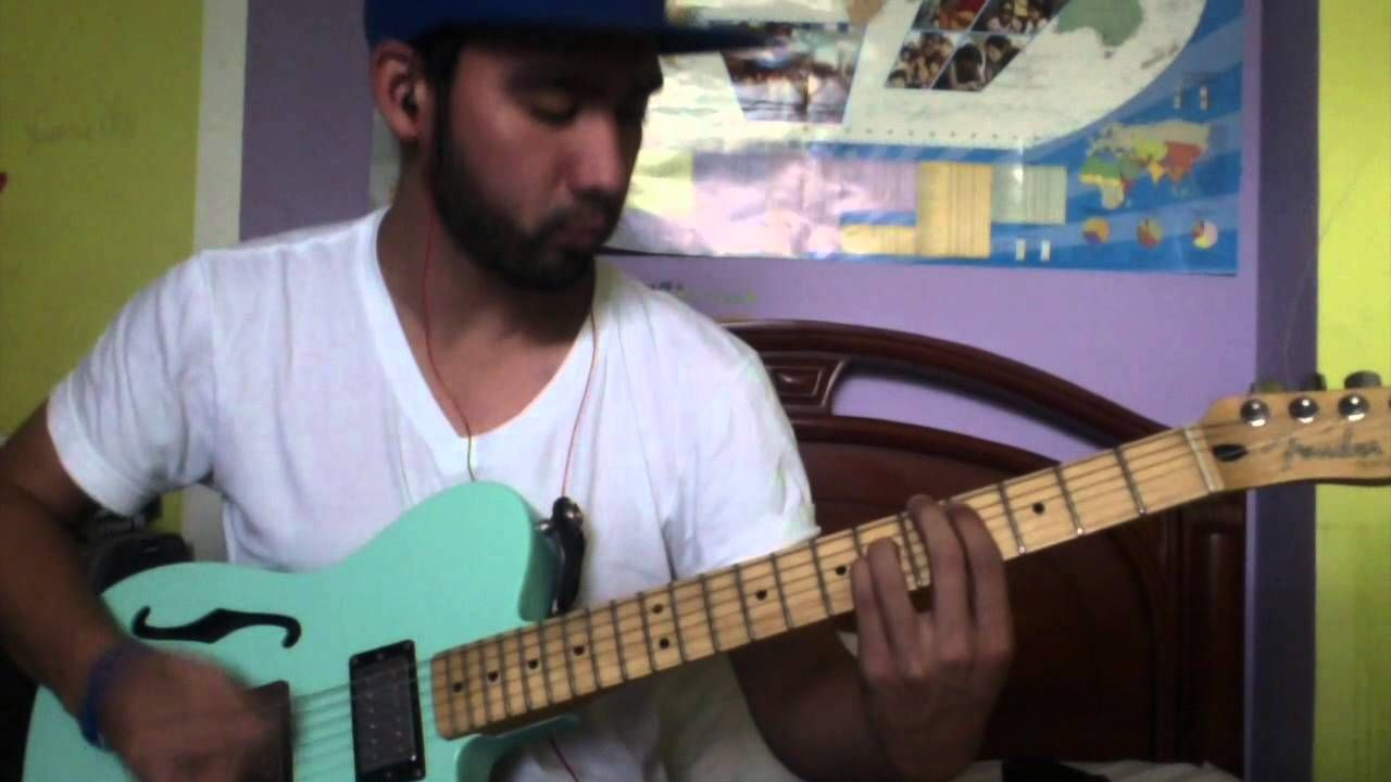 Israel And New Breed Risen Cover This Is A Guitar Cover For