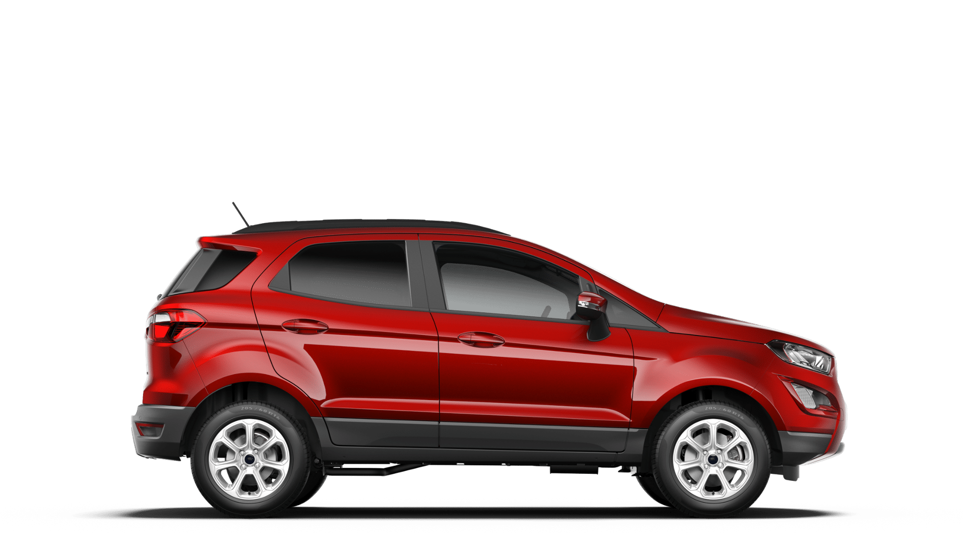 Exterior View Of 2018 Ecosport Ford Ecosport Ford Ford F150