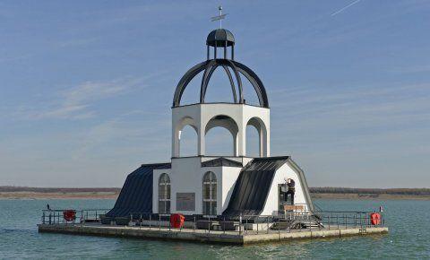Floating church