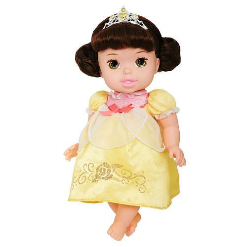 Disney Belle Doll Disney Princess Deluxe Baby Doll