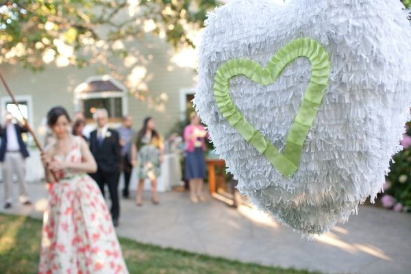 Wedding Pinata In Callippe Room At Cavallo Point Weddings Pinterest And