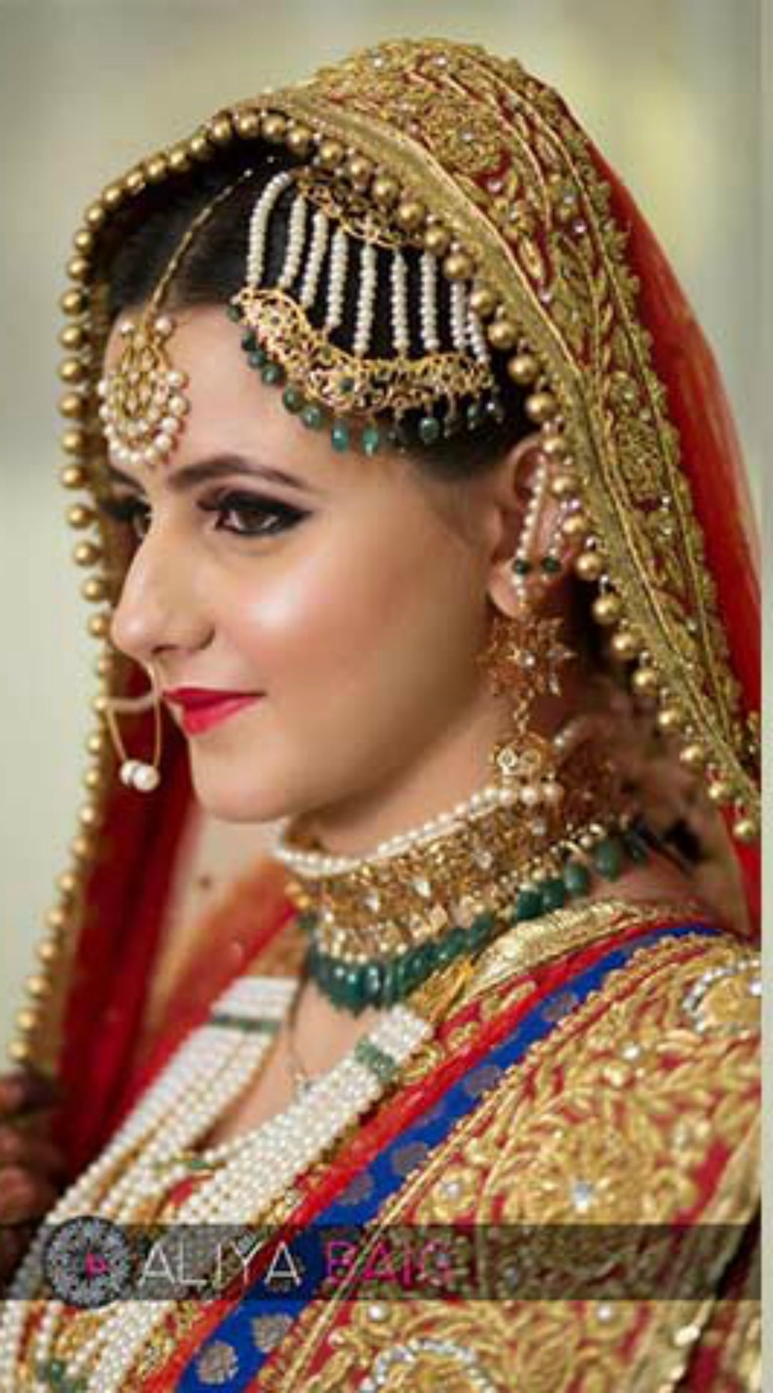 7 Magnificent Pakistani Bridal Makeup Tips To Look