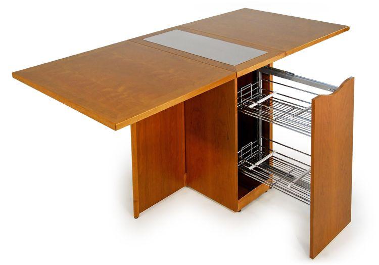 Drop Leaf Multi Function Table   Scan Design Furniture