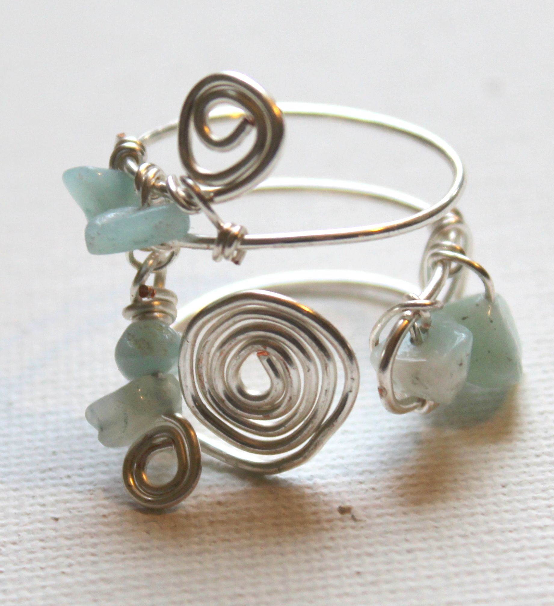 Spiral Wire Jewelry Tutorials eBook | Jewelry Making | Pinterest ...