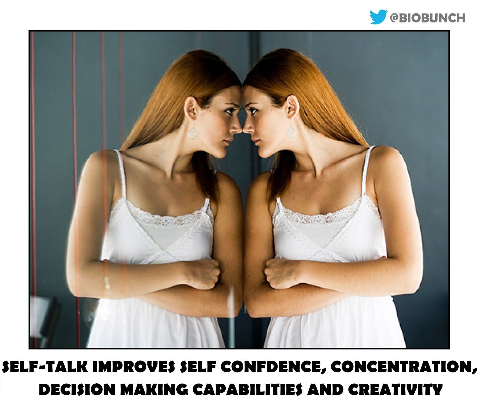 go ahead and talk to yourself, it's alright.  #psychological #fact #interesting #educational #information.