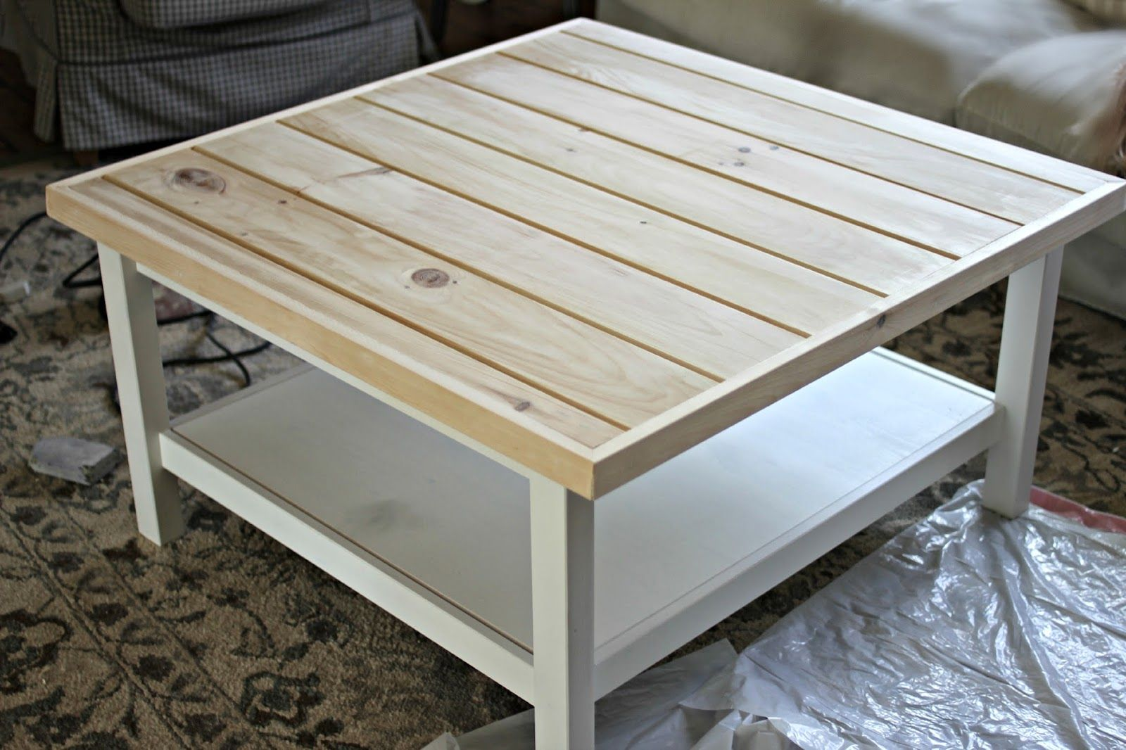 Outstanding Coffee Table Ikea Hack In 2019 Coffee Table Hacks Short Links Chair Design For Home Short Linksinfo