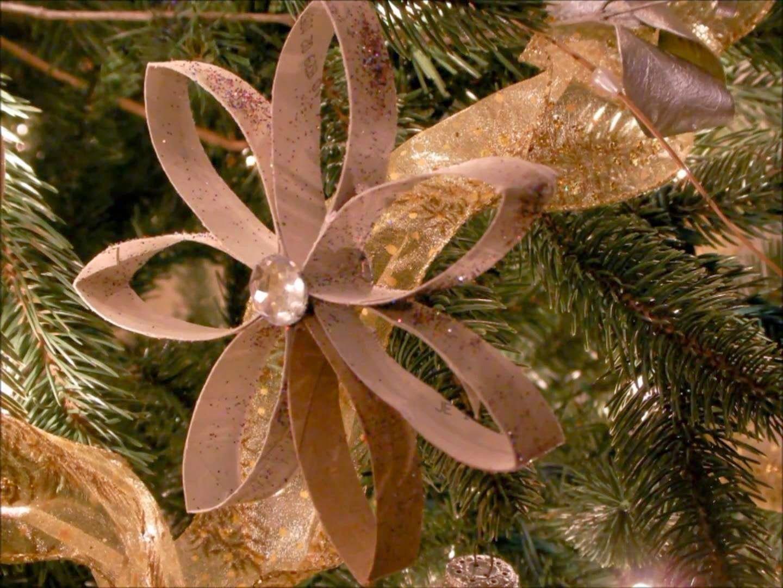 Adornos de navidad con tubos de papel higi nico navidad - Adornos navidenos con rollos de papel higienico ...