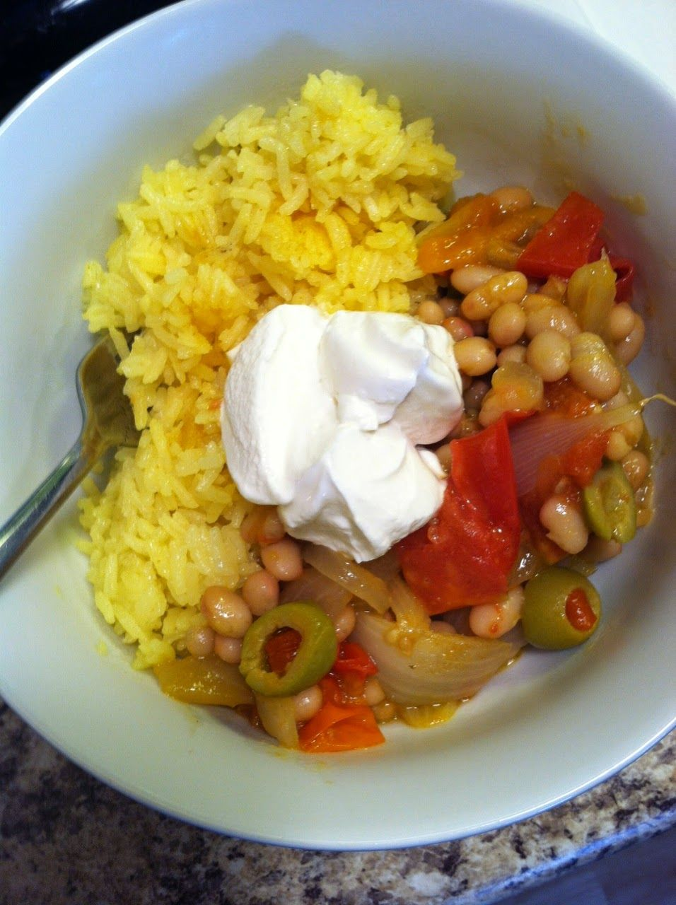 """Turkey and Tofurkey: """"Is This Good?"""" Non-Mexican Beans and Rice"""