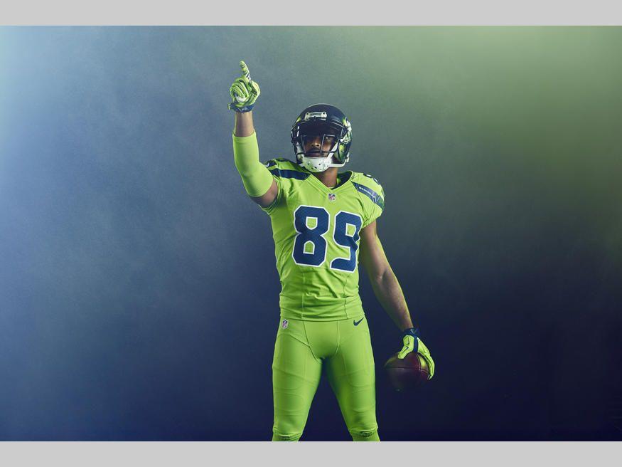 seahawks green jersey 2016