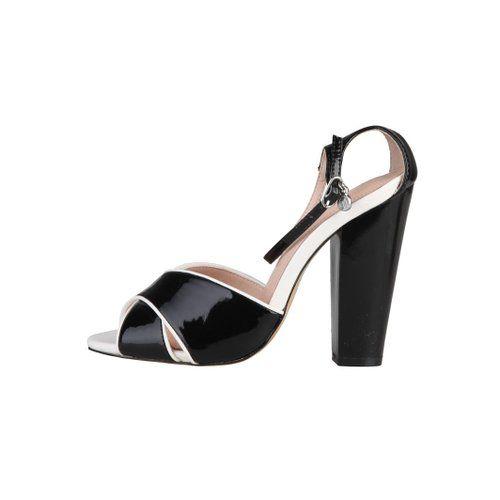 primadonna damen sandalette high heels pumps plateau: Amazon.de: Schuhe & Handtaschen
