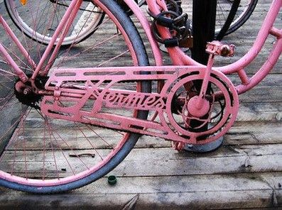 Bicycle Bicycle Bicycle Rosa Fahrrad I Believe In Pink Pretty In Pink