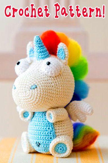 unicorn toy unicorn plush stuffed unicorn Crochet unicorn unicorn doll amigurumi unicorn unicorn dumpling