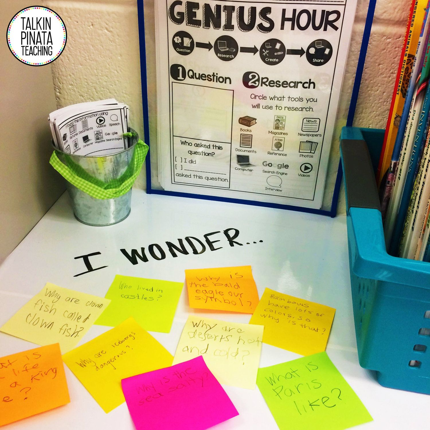 Passion Projects For Primary Students With Images