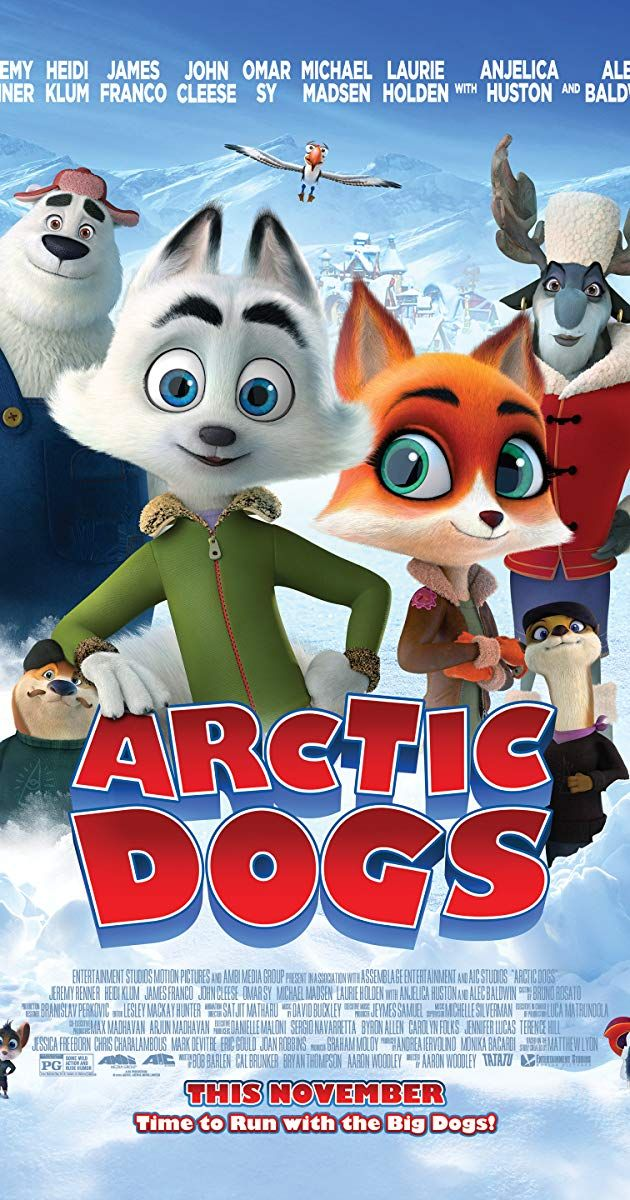 Pin by Greymon20 Call. on arctic dogs Movie in Year 2019